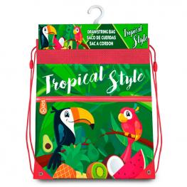 Saco Tucan Tropical Style 41Cm
