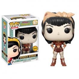 Figura Pop Dc Comics Bombshells Wonder Woman Chase