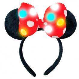 Diadema Luz Minnie Disney