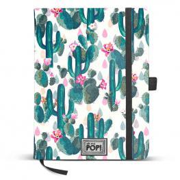 Diario Cactus Oh My Pop