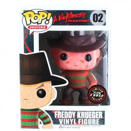 Figura Pop Pesadilla En Elm Street Freddy Krueger Chase