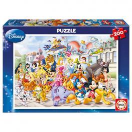 Puzzle Desfile Disney 200Pzs