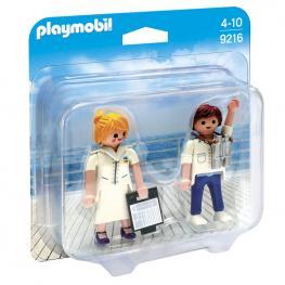 Duo Pack Crucero Playmobil Familyfun