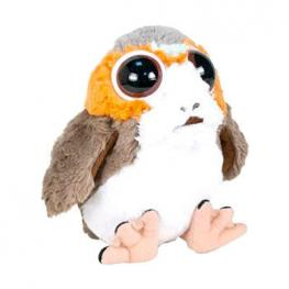 Peluche Porg Star Wars Episodio Viii Super Soft 30Cm