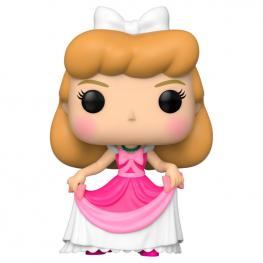Figura Pop Disney Cenicienta In Pink Dress