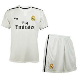 Equipacion Real Madrid Junior