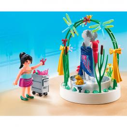 Escaparate Playmobil City Life Luces Led