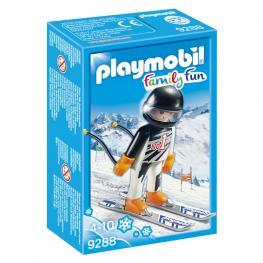 Esquiador Playmobil Familyfun