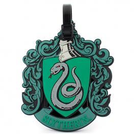 Etiqueta de Equipaje Slytherin Harry Potter