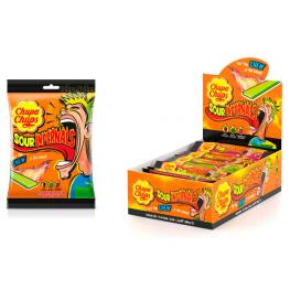 Expositor Chupa Chups Infernals Masticable 90 Uds