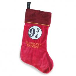 Calcetin Navidad Hogwarts Express 9 3/4 Harry Potter