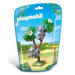 Familia de Koalas Playmobil