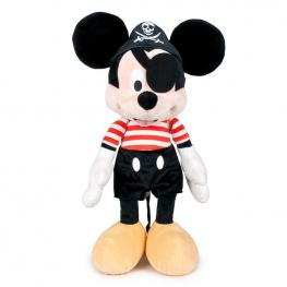 Peluche Mickey Disney Pirata Soft 49Cm