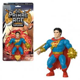 Figura Action Dc Comics Primal Age Superman