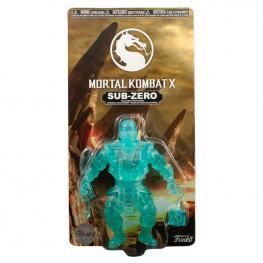 Figura Action Mortal Kombat Sub-Zero Chase
