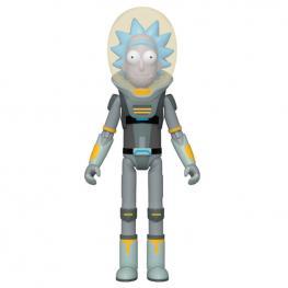 Figura Action Rick & Morty Space Suit Rick