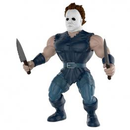 Figura Action Savage World Halloween Michael Myers