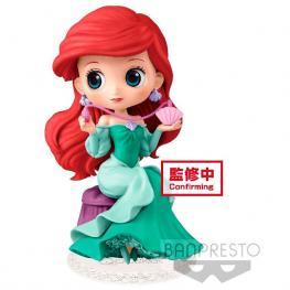 Figura Ariel Perfumagic Disney Q Posket A 12Cm