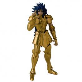 Figura Articulada Gemini Saga Saint Seiya los Caballeros del Zodiaco