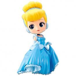 Figura Cenicienta Disney Q Posket 14Cm