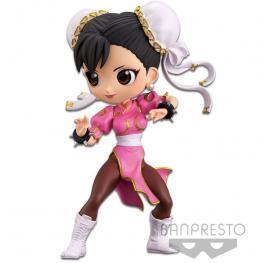 Figura Chun-Li Street Fighter Q Posket B 14Cm