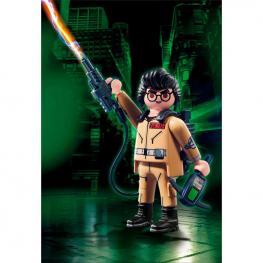 Figura Coleccionable E. Spengler Cazafantasmas Ghostbusters Playmobil
