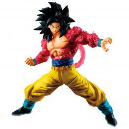 Figura Full Scratch Super Saiyan 4 Son Goku Dragon Ball Gt 18Cm