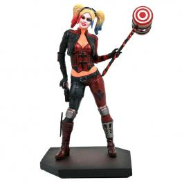 Figura Harley Quinn Injustice 2 Dc Video Game Gallery 23Cm