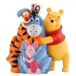 Figura Hucha Winnie The Pooh Disney Con Sus Amigos