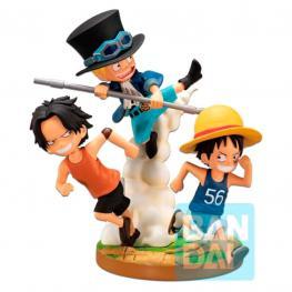Figura Ichibansho The Bonds Of Brothers One Piece 12Cm