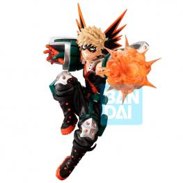 Figura Katsuki Bakugo Next Generations Feat. Smash Rising My Hero Academia 15Cm