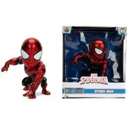 Figura Metal Spiderman Marvel 10 Cm