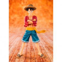 Figura Monkey D.Luffy Straw Hat One Piece 14Cm
