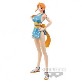 Figura Nami Wanokuni Style Glitter & Glamours One Piece A 25Cm