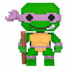 Figura Pop 8-Bit Tmnt Teenage Mutant Ninja Turtles Donatello