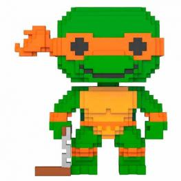 Figura Pop 8-Bit Tmnt Teenage Mutant Ninja Turtles Michelangelo