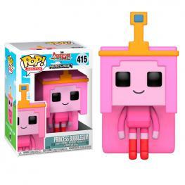 Figura Pop Adventure Time Minecraft Princess Bubblegume