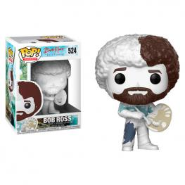 Figura Pop Bob Ross Diy Exclusive