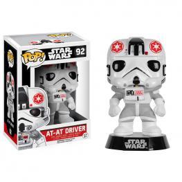 Figura Pop! Bobble Star Wars At-At Driver