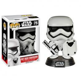 Figura Pop! Bobble Star Wars E7 First Order Stormtrooper