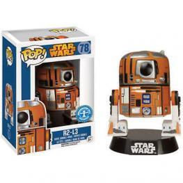 Figura Pop! Bobble Star Wars R2-L3 Exclusive