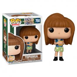 Figura Pop Boy Meets World Topanga