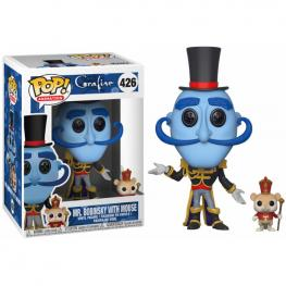 Figura Pop Coraline Mr. Bobinsky With Mouse