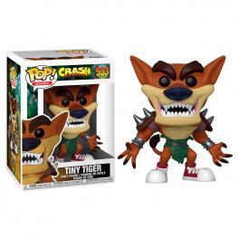 Figura Pop Crash Bandicoot Tiny Tiger Series 3