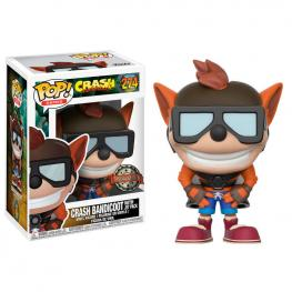 Figura Pop Crash Bandicoot With Jet Pack Exclusive