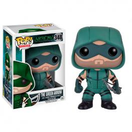 Figura Pop Dc Arrow Green Arrow
