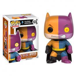 Figura Pop Dc Batman Two-Face Impopster