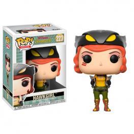 Figura Pop Dc Bombshells Hawkgirl