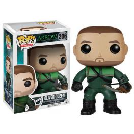 Figura Pop Dc Comics Arrow Oliver Queen
