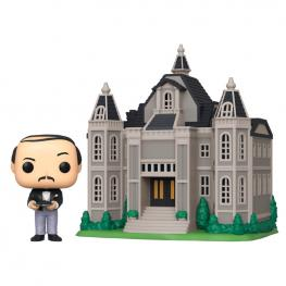 Figura Pop Dc Comics Batman 80Th Wayne Manor With Alfred